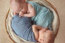 Newborn maternity ideas