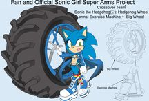 Sonic x gender bender