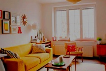 Home interiors  / by Barbara Fromme Lauricella