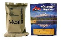 MRE, Meal Ready to Eat / Meals Ready to Eat