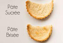 Recipes Pastry