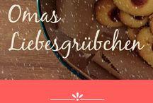 Weihnachten / Plätzchen Rezepte, Punsch Rezepte, Inspiration und Dekoideen für eine schöne Weihnachtszeit mit der ganzen Familie