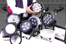 Fari a LED per palco e spettacolo