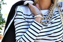 Stripe Print Mood