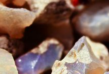 Rocks and Crystals / by Emily W