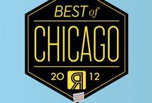 Best of Chicago 2012 / by Chicago Reader