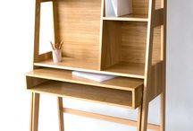 Pull out Desks / Space saving desks
