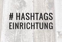 Hashtags für Instagram