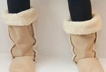 обувь домашняя,носки