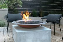 Outdoor spaces / by Tami Gabriele