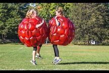 Belly Bump Balls