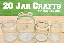 J is for Jar Crafts