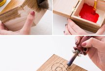 How to make a pop-up photo box