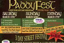 PaddyFest / A 3 day St. Patrick's Day Celebration in beautiful Hyde Park Village.  Filled with contests, great food, prizes and family fun!