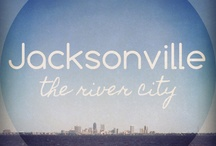 Jacksonville & Surrounding Areas / by Terry Combs
