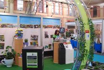 Gardening Shows / HOTBIN appears at a number of horticultural shows throughout the UK