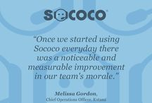 What People Are Saying / We love it when our customers let us know how Sococo is helping their team grow. Here is what they're saying:  / by Sococo