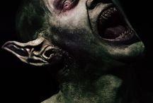 Evil Makeup