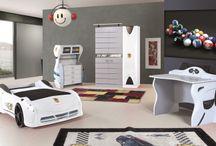 Arabalı Çocuk Odası / Arabalı Çocuk Odası Modelleri