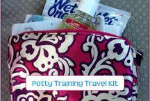 Potty training / by Megan