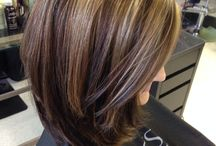 Hair Styles and Color / by Michelle Breau Doucette