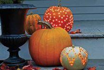 Halloween, Autumn & Thanksgiving / by Erin West