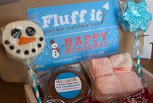 Holiday Boxes / by Fluff It! Marshmallows