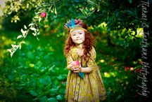 Apple Orchard Photo Shoot / Apple Orchard Photo Shoot