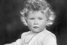 Adorable Princess Elizabeth 1927