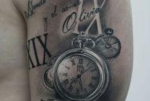 tattoo klok