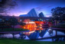 Walt Disney World / Magic Kingdom, Epcot, Hollywood Studios, Animal Kingdom, Typhoon Lagoon, Blizzard Beach, Downtown Disney +++ Foods of Disney :) / by Kari Follett