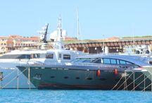 Luxus Yachten Port Adriano Mallorca