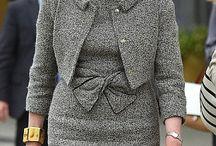 Theresa May Dressed To Kill
