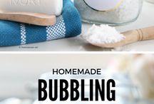 bubble bath salts