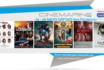 Cinemarine 24 Mayıs Haftası Yeni Filmler