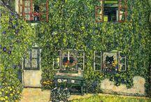 Gustav Klimt / by Svіtlana Danovych