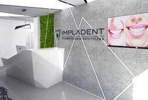 Impladent / Nowoczesna klinika implantologiczna specjalizująca się w stomatologii estetycznej.