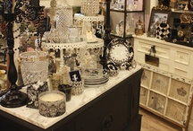 Boutique Display Ideas / Ideas to decorate, redecorate, and keep it inspiring.  / by JaNene D