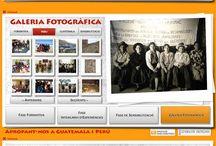 Presentaciones multimedia / Presentaciones y dvd interactivos, plataformas educativas y marketing.