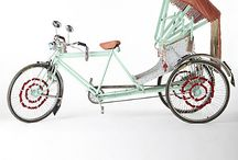 New found bike love / by Marlena Bryant