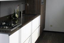 Showroom Ennovy keukens / Keuken opstellingen bij Ennovy