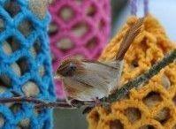 vogelnetjes haken