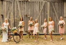 Rustic Weddings / From barns to fields, you can find all the rustic wedding inspiration you're looking for here!