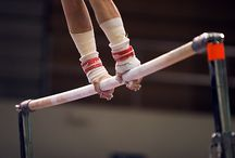 Gymnastics / My sport and favorite thing to do;) / by Sydney Coolbroth