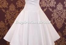 50s 60s Wedding Dresses
