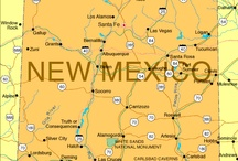 New Mexico / by Peggy Yates
