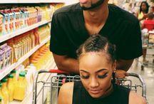 • Black Couples