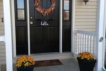 Front doors / by Cathy Johnson