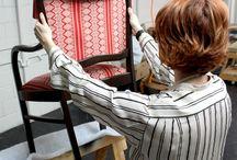 iDIY: Upholstery / by Victoria Rambo