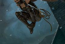 Thief/Rogue